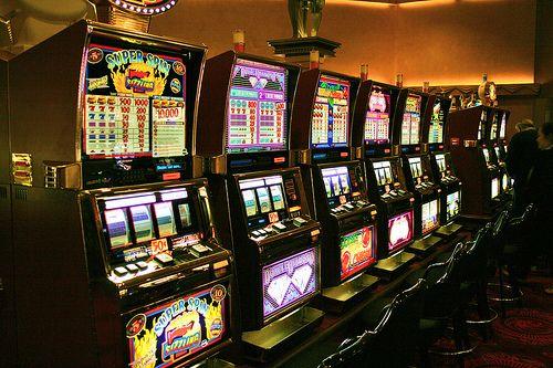 Механические, современные, deluxe и другие игровые автоматы