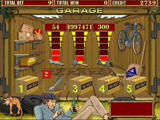 Игровые автоматы Гараж: отличные слоты для незабываемого отдыха