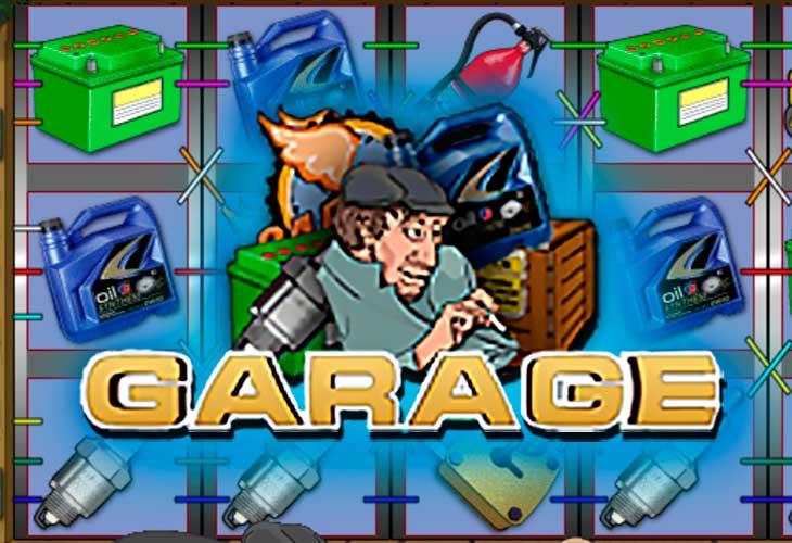 Garage (Гараж) — игровой автомат