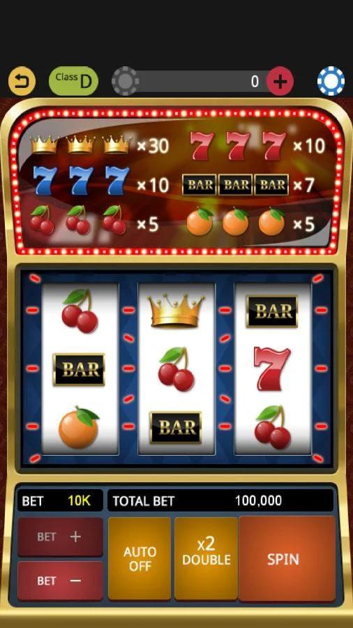 Всемирный Игровой автомат King